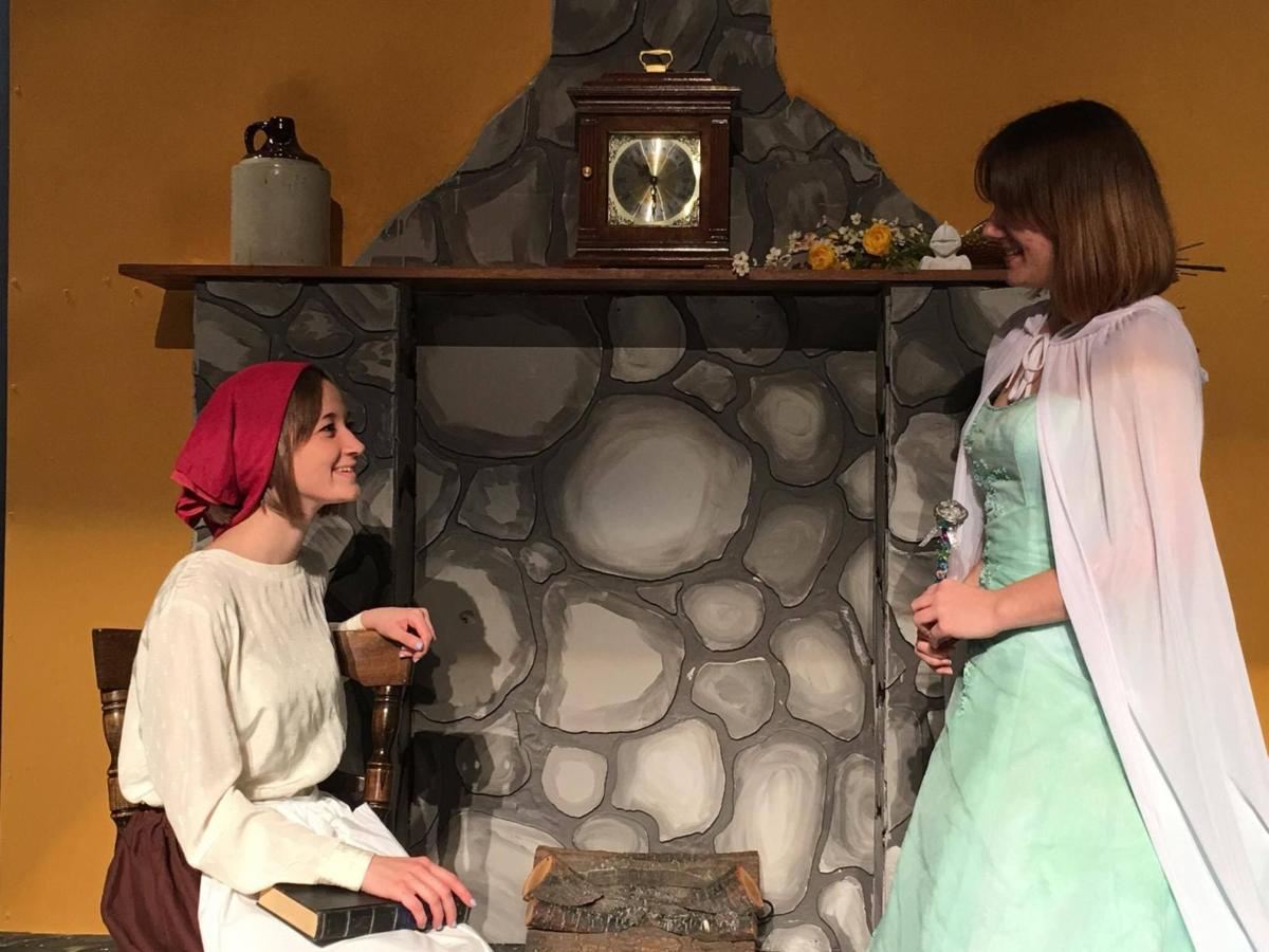 Indiana lake county griffith -  Cinderella Comes To Griffith High School