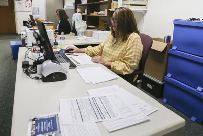 Absentee ballots, Porter Cty