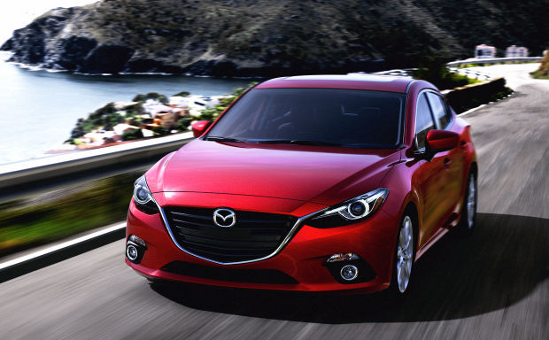 The Mazda3 Has Been Redesigned From The Ground Up For 2014, Earning A 41 Mpg  Highway Rating. Its New Body Looks Sleek And Modern.