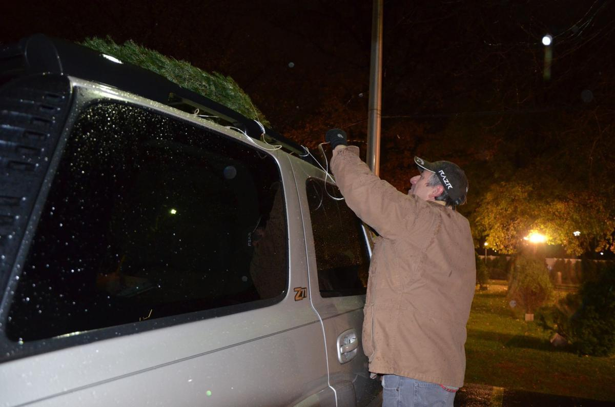 Rooted In Tradition: Christmas Trees Big Part Of Families
