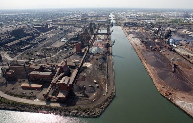 Arcelormittal Blast Furnace In East Chicago Goes Down
