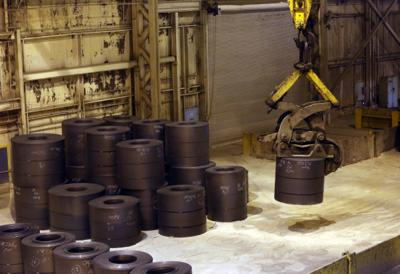 Great Lakes steel production rises to 711,000 tons last week