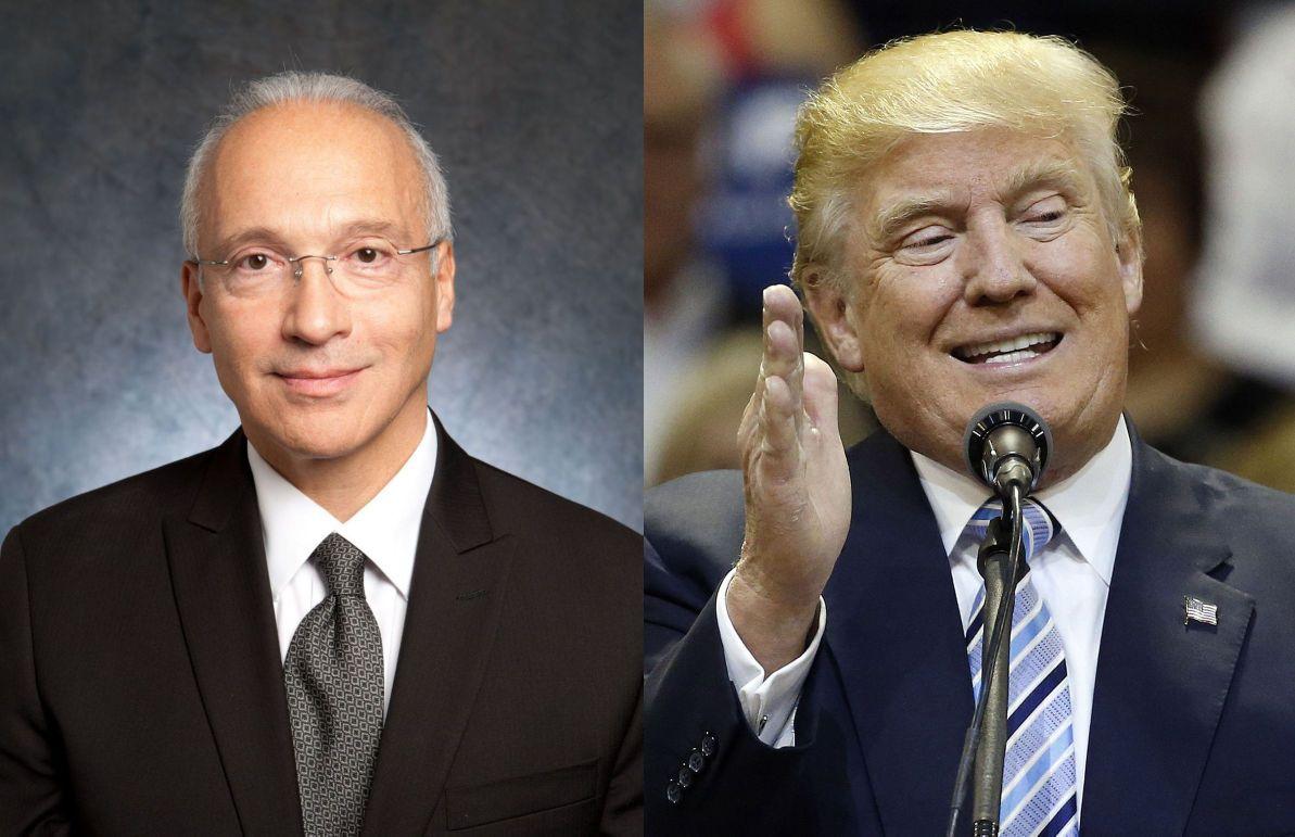 Judge Curiel, Donald Trump