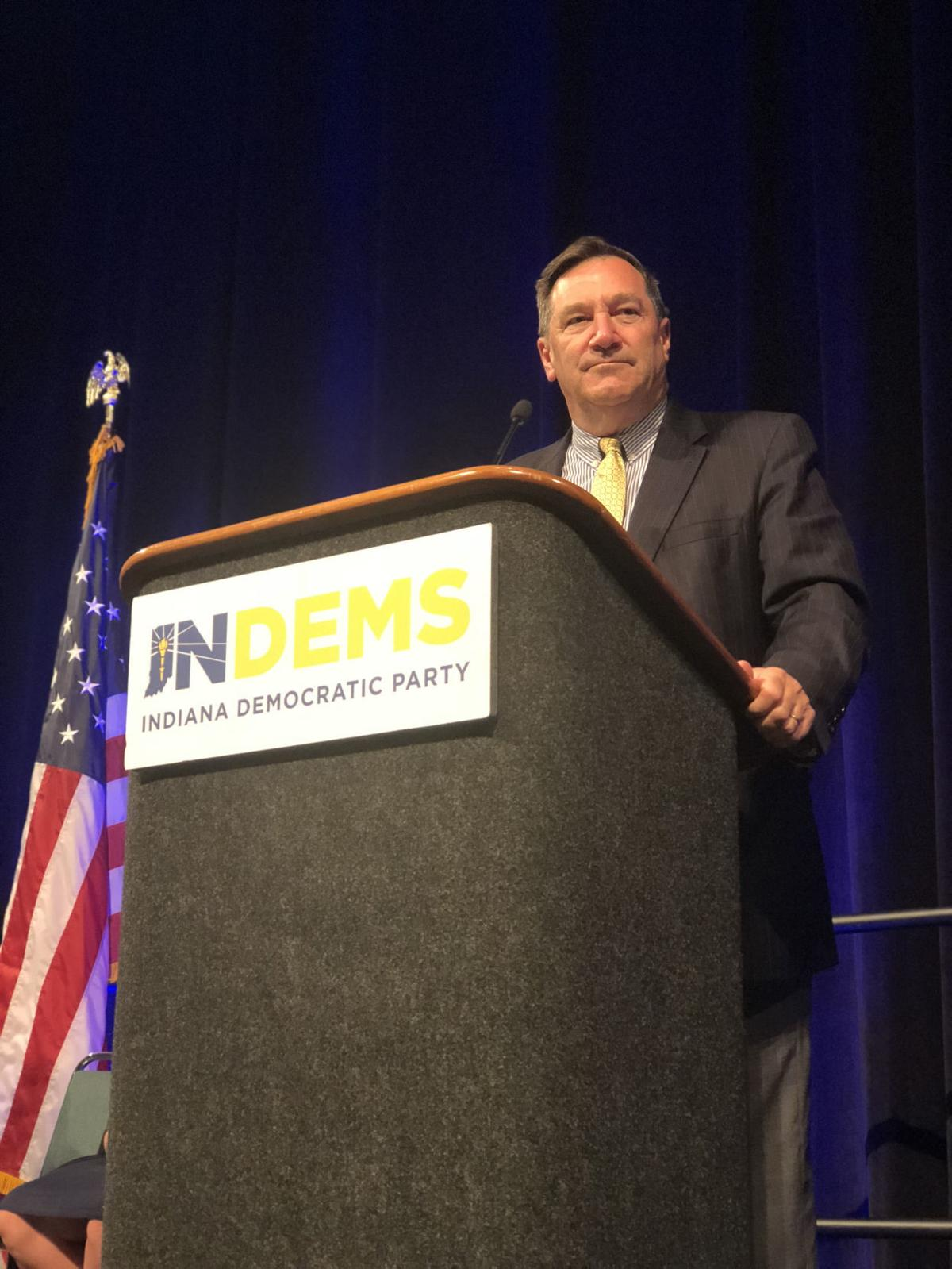 Donnelly vows to preserve Affordable Care Act if re-elected to the U.S. Senate