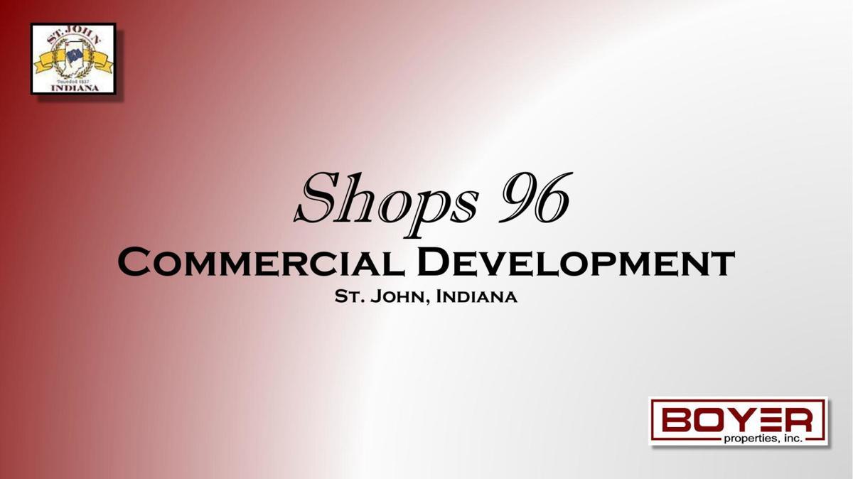 Shops 96 Commercial Development
