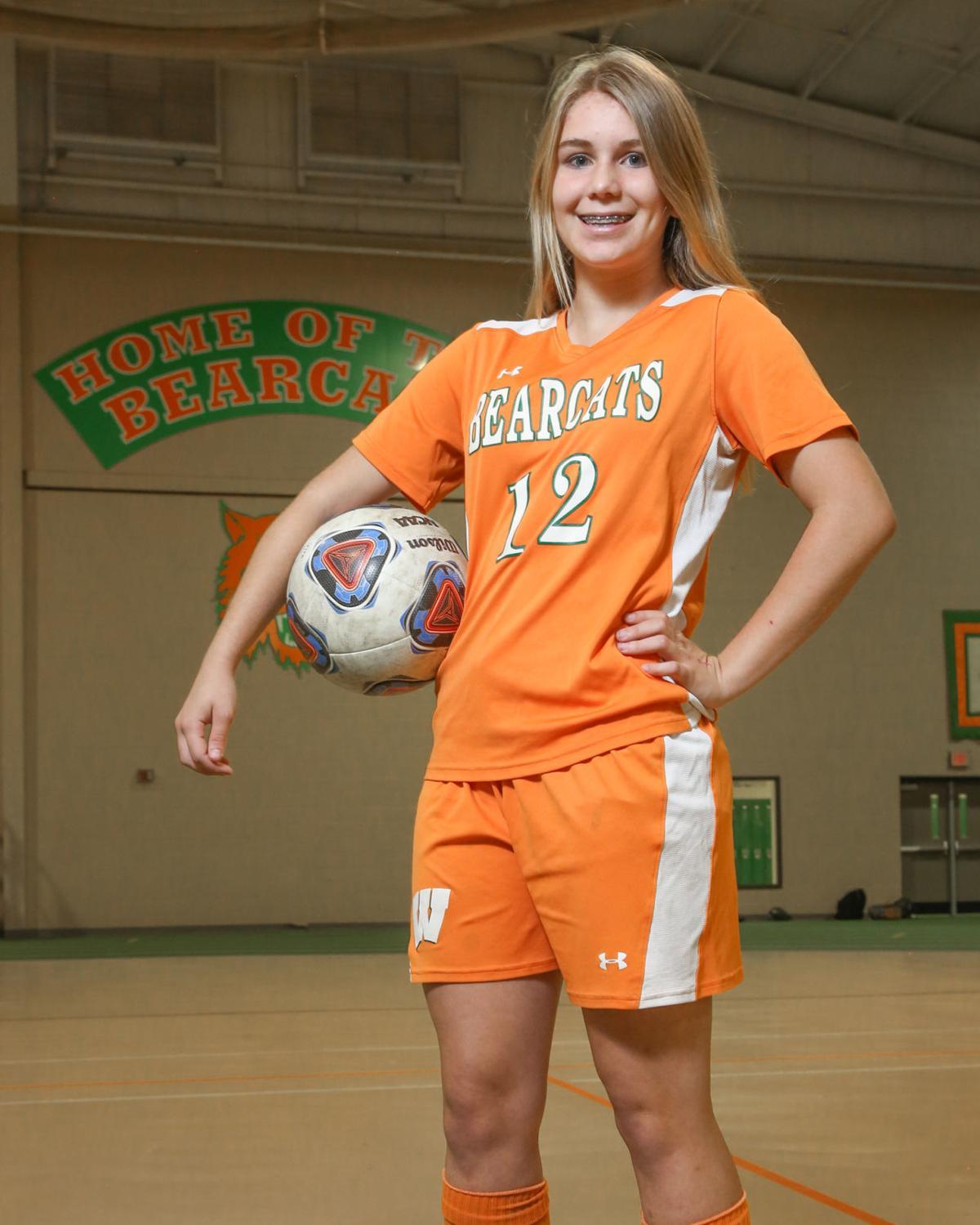 Wheeler girls soccer - Lyric Green