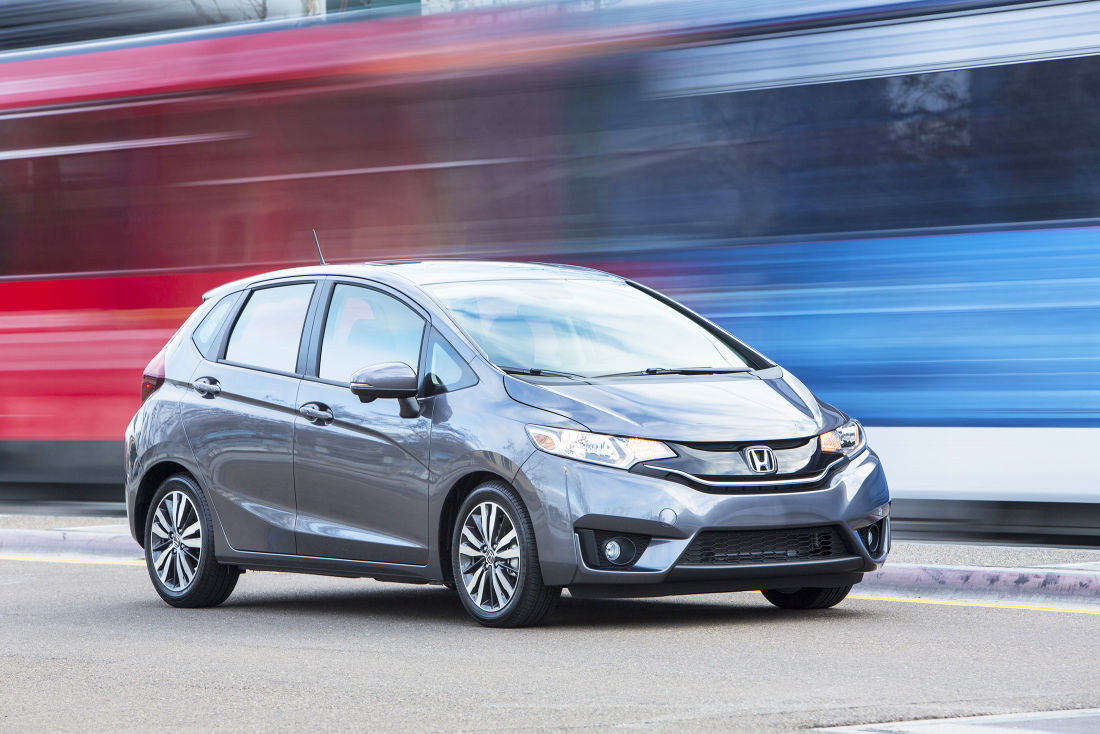 Honda Fit Lives Up To Its Name Cars Nwitimes Com