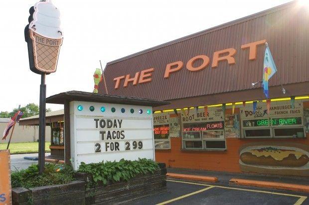 Chesterton's landmark Port Drive-In up for sale