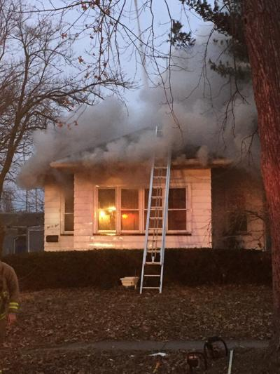 56-year-old man found dead as crews worked to extinguish Valparaiso house fire