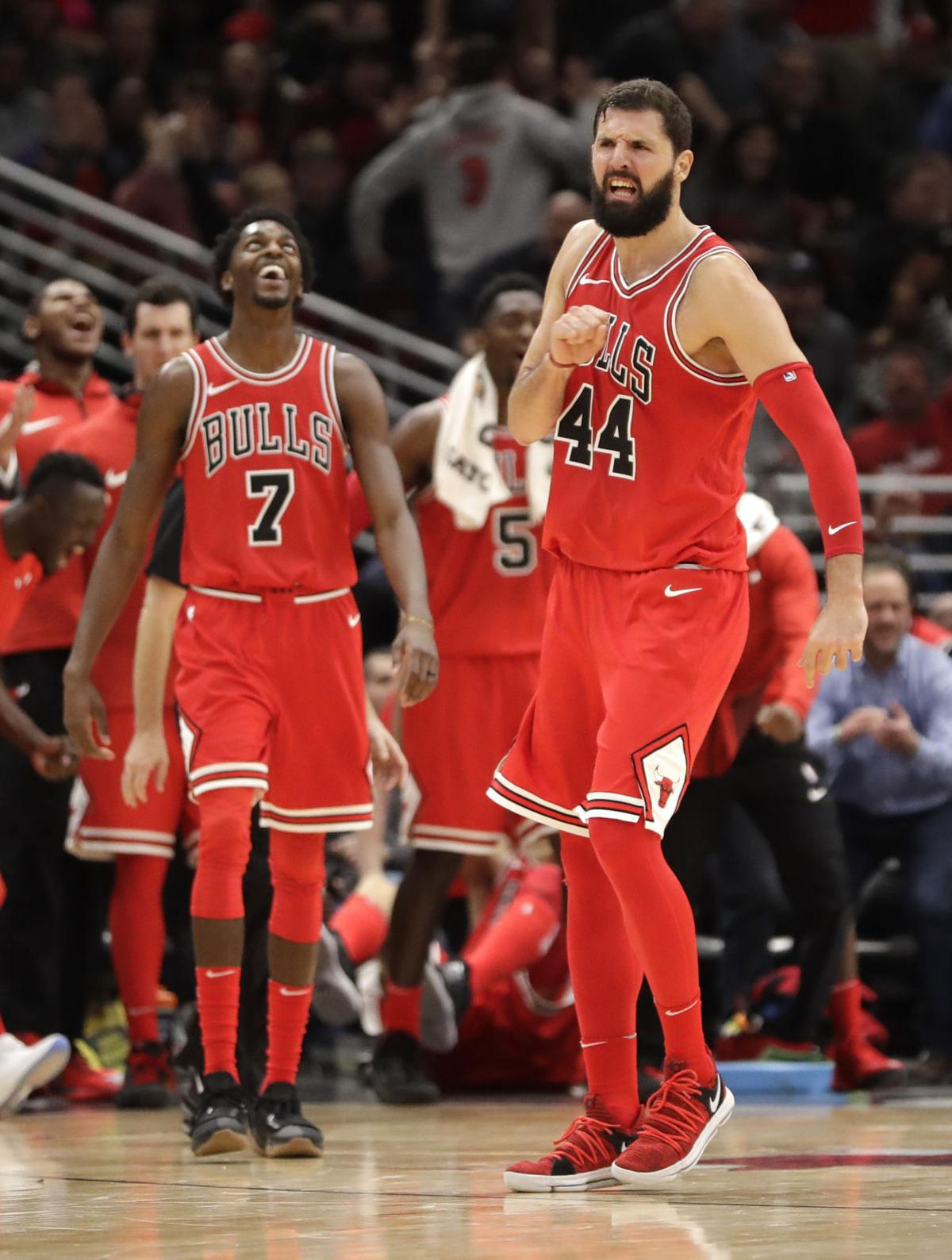 76ers Bulls Basketball