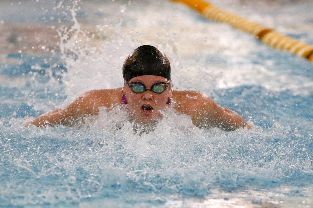 Duneland Athletic Conference Girls Championship Swim Meet