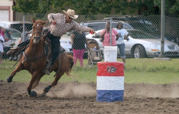 Rodeo brings a taste of the West to Hammond