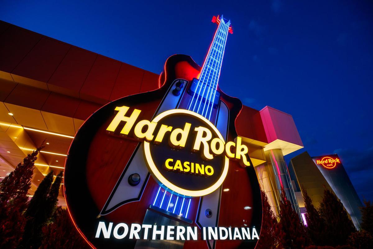 Hard Rock Casino exterior