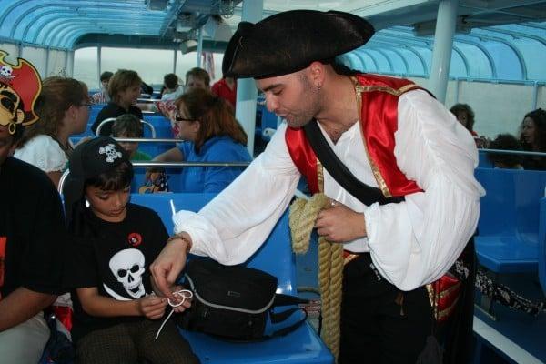 Wacky Pirate Cruise