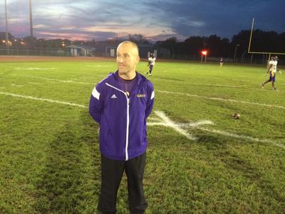 Gavit football coach Robert Robinson