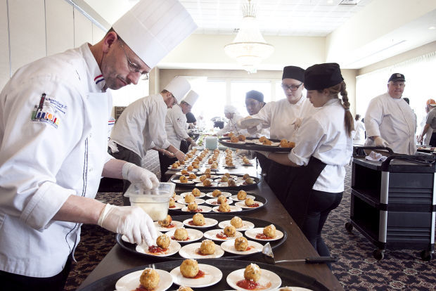 Guests enjoy a meal that makes a 'difference' at Dine with the Chefs