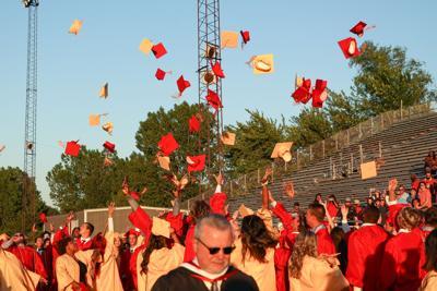 Andrean High School graduation