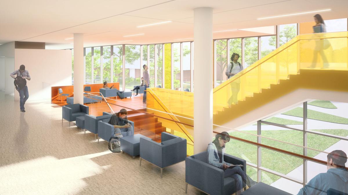 Bioscience Innovation Building