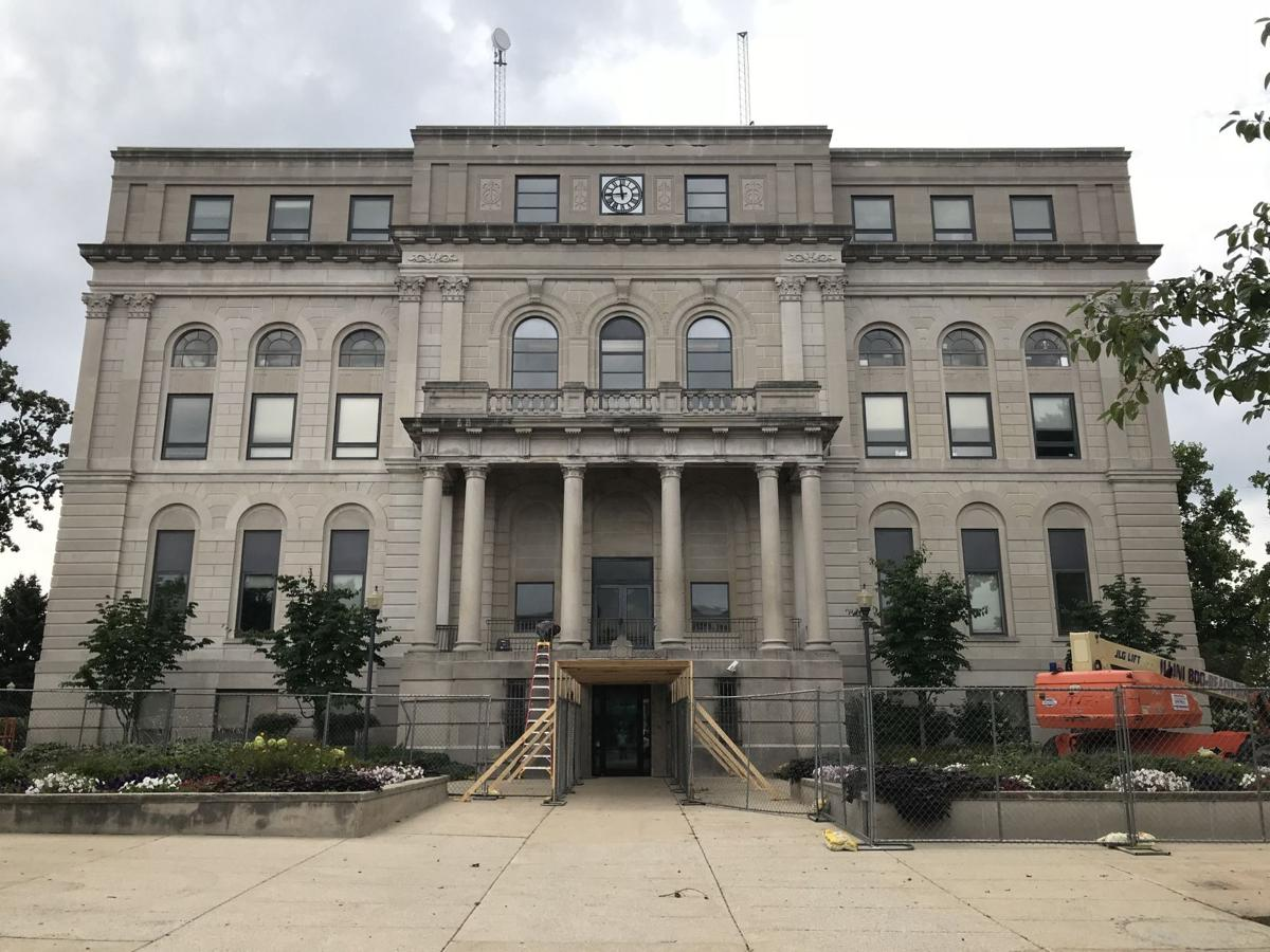 Porter County courthouse