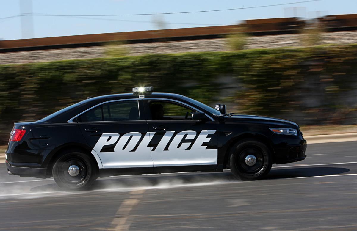 Police stock FILE