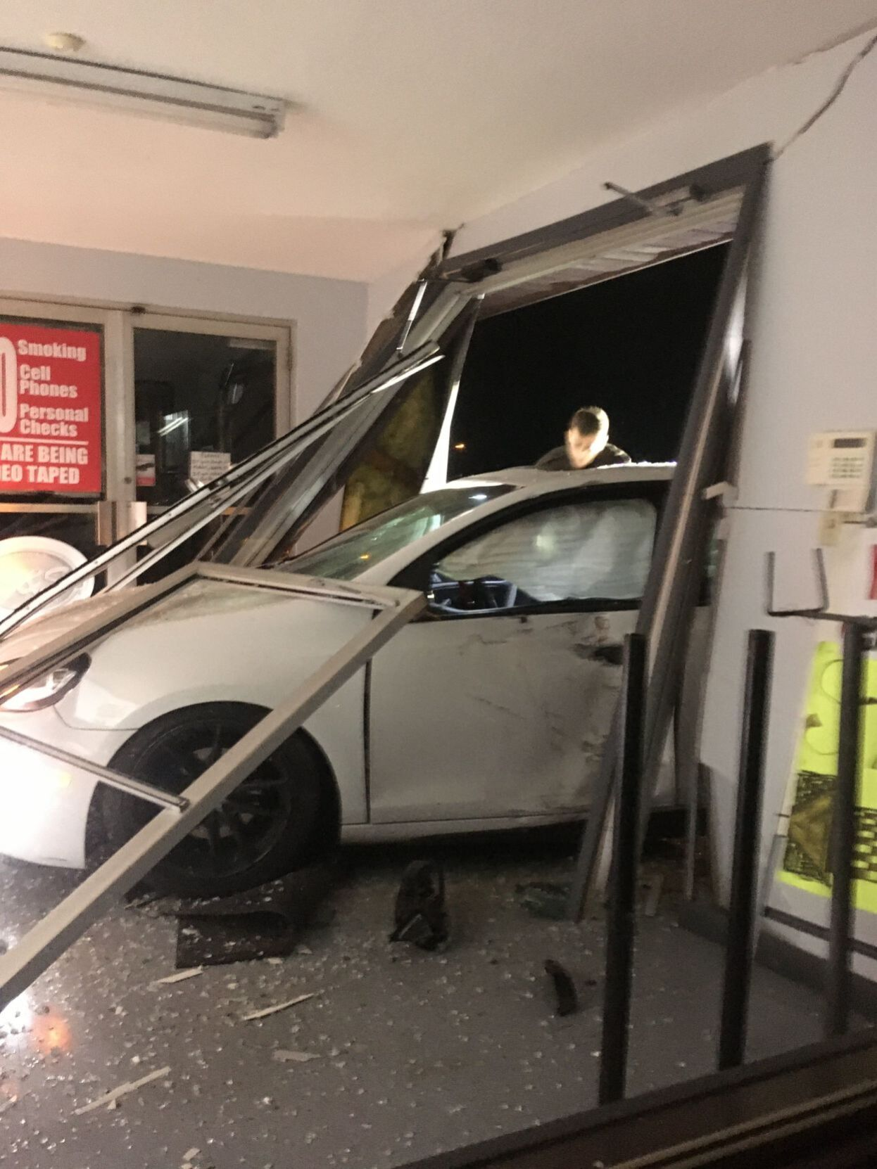 Vehicle Crashes Into Motorcycle Repair Shop Driver Faces Dui Charges Police Say Crime And Courts Nwitimes Com