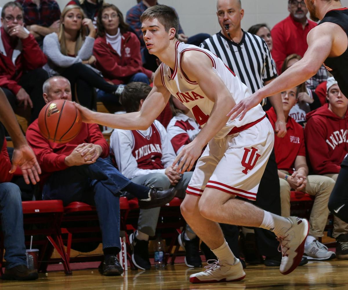 Crown Point's Grant Gelon feels he was forced to leave Indiana