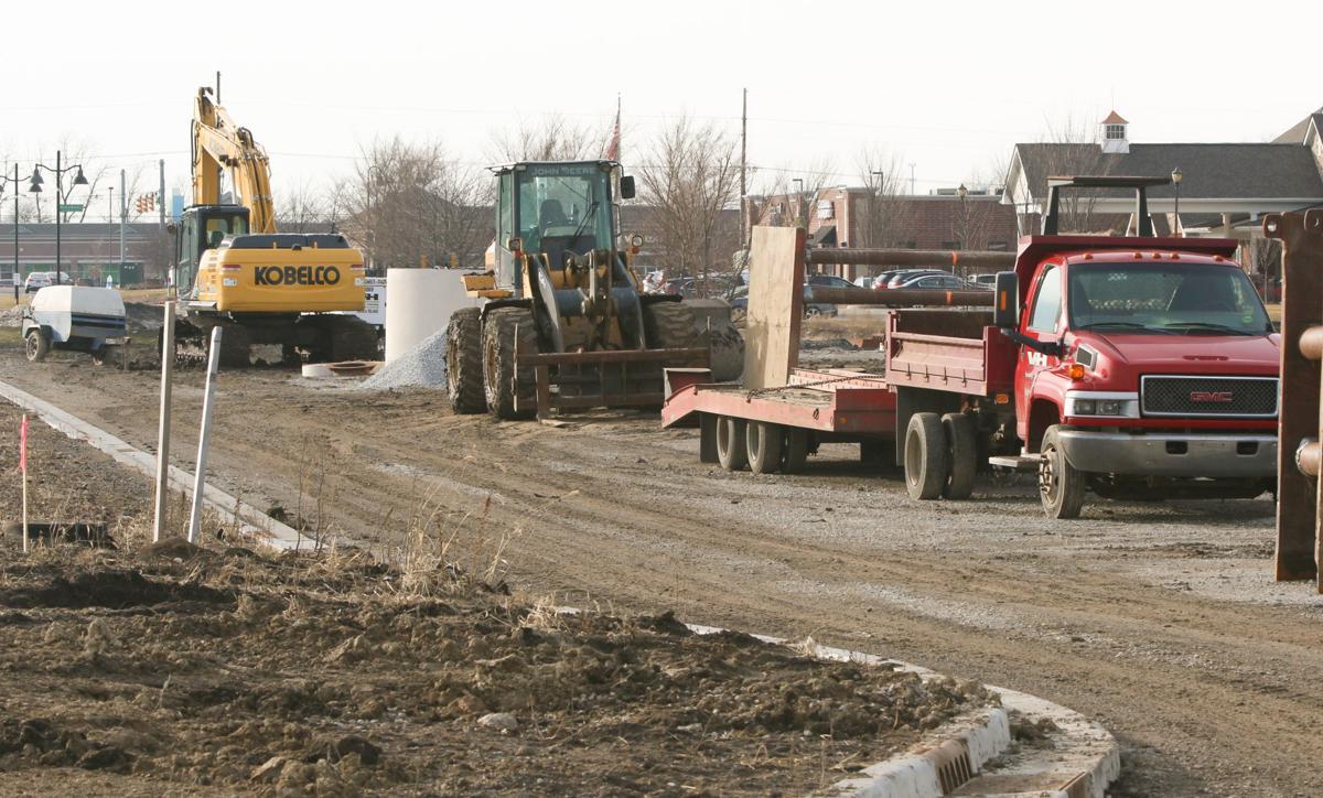 Development brisk along 109th Avenue; house demolition opens key parcel to project