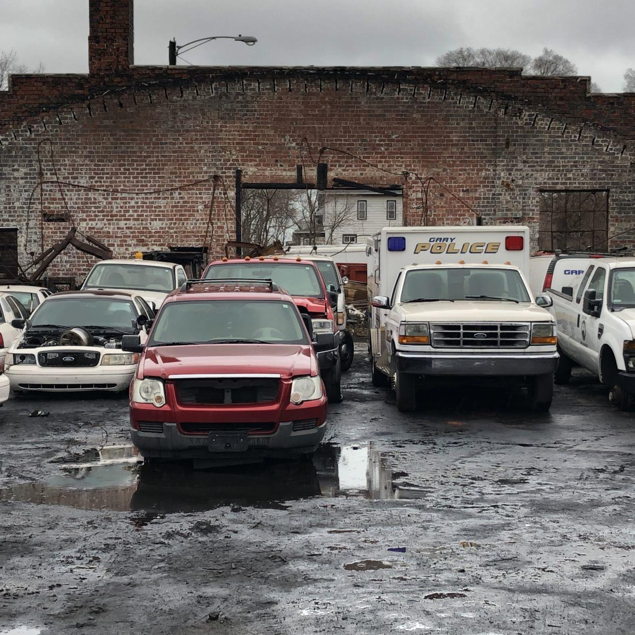 Police Car Auctions Near Me >> Gary Moves To Clean Up Old Cop Car Mess With Public Auction