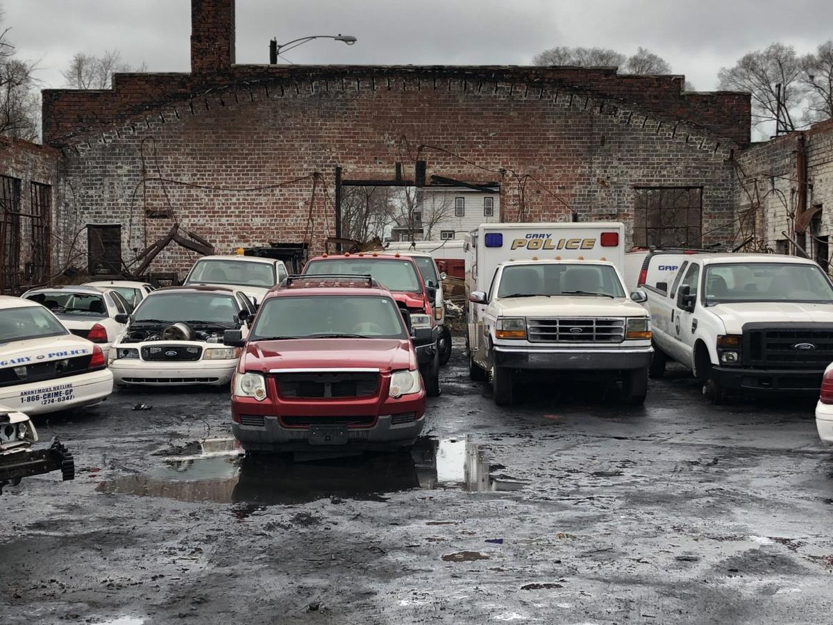 Gary's response to rotting cop cars has auto business owners