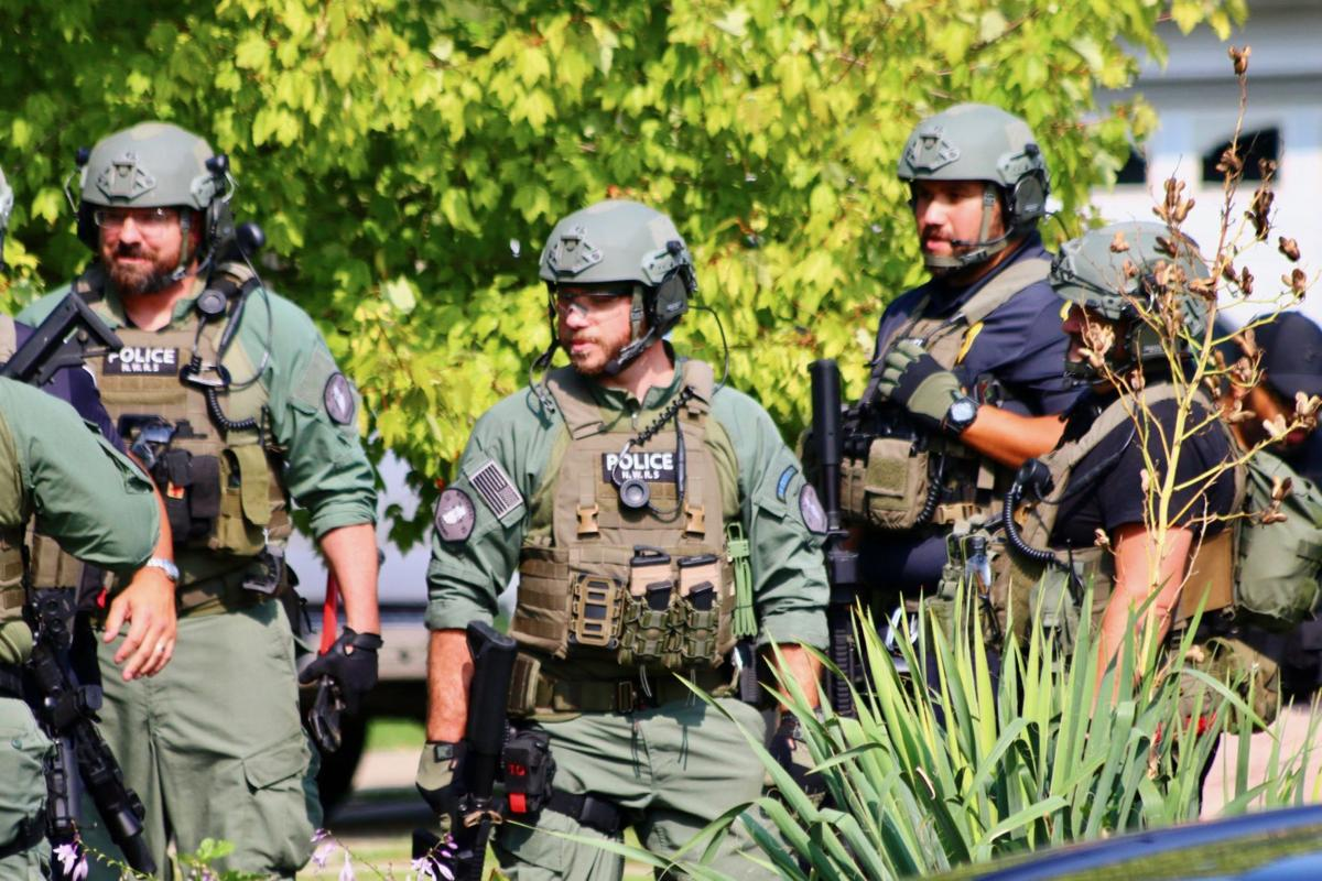 UPDATE: Standoff near learning center ends peacefully, police say