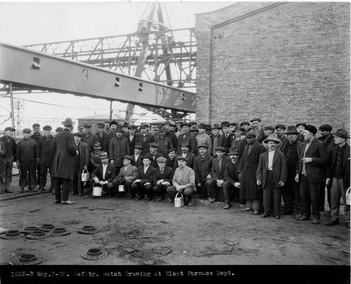 Industry defines Northwest Indiana, then and now