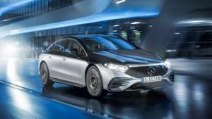 Mercedes-Benz Goes All-Electric By 2030.