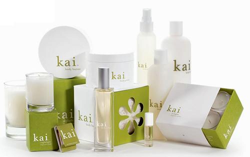 kai Fragrance Line