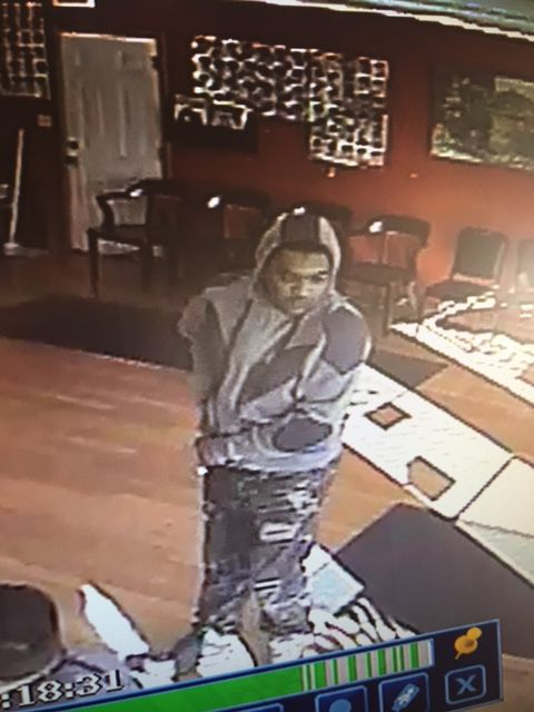 Hammond police seek tips about robbery suspect