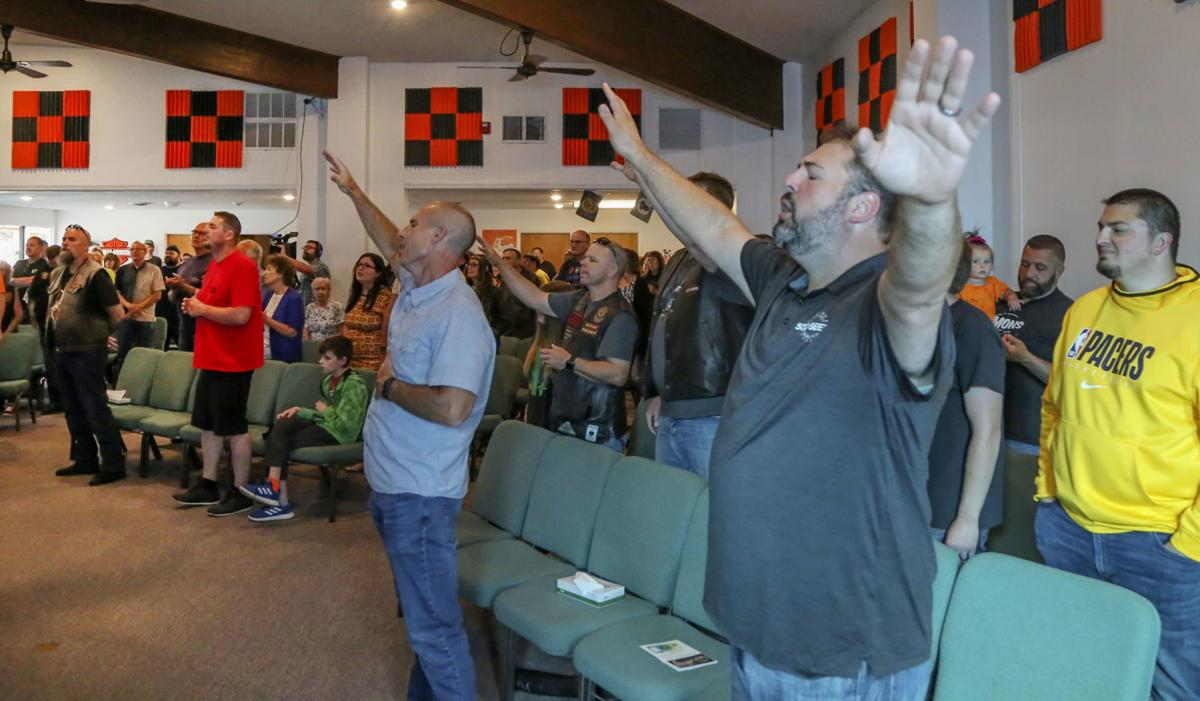 Biker Community Gets Its Own Church In Hebron Latest Headlines Nwitimes Com