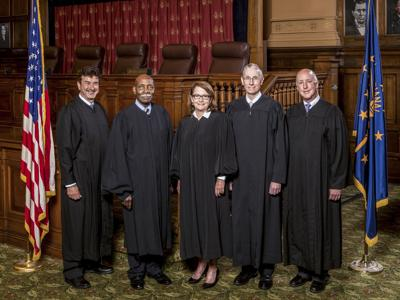 Justices of the Indiana Supreme Court