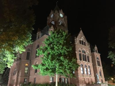 LaPorte County Courthouse stock