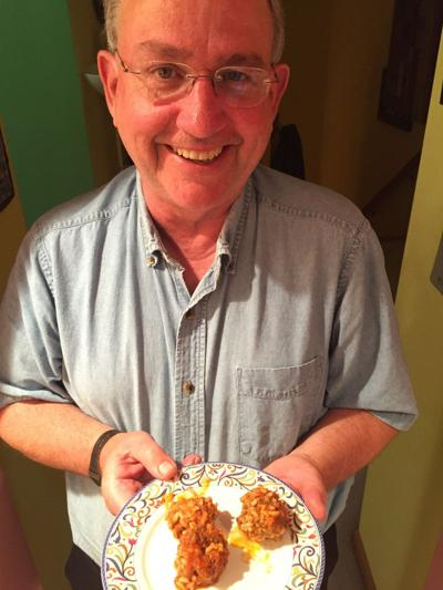 """Rev. Ted Nordquist and Family Recipe for """"Porcupine Meatballs"""""""