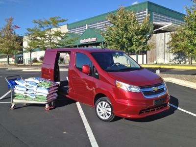 2015 Chevrolet City Express: Chevrolet enters small van market