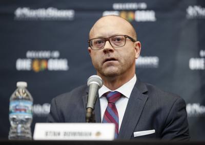 Blackhawks Quenneville Fired Hockey