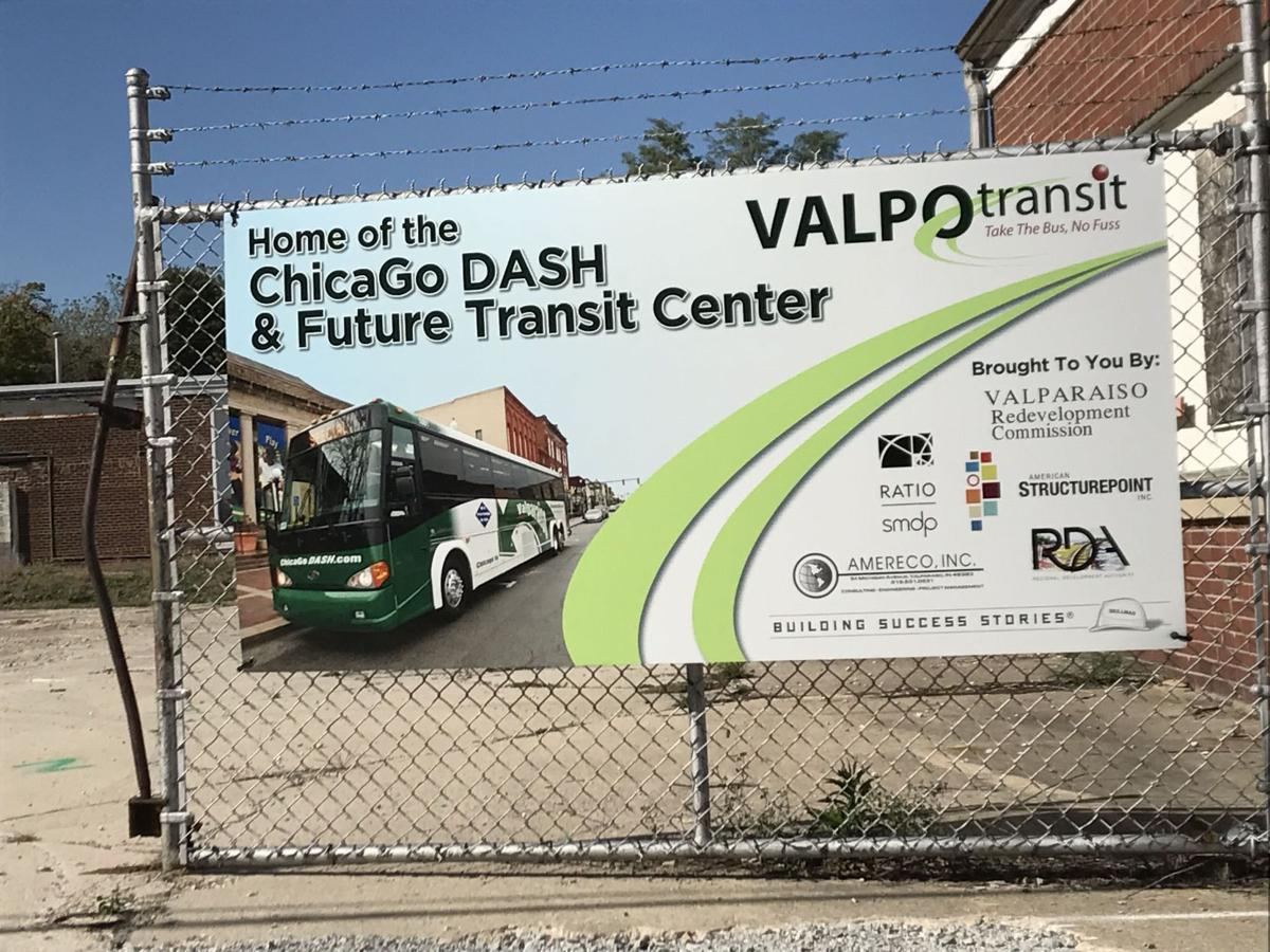 Valparaiso moving ahead with creating transit hub adjacent to downtown