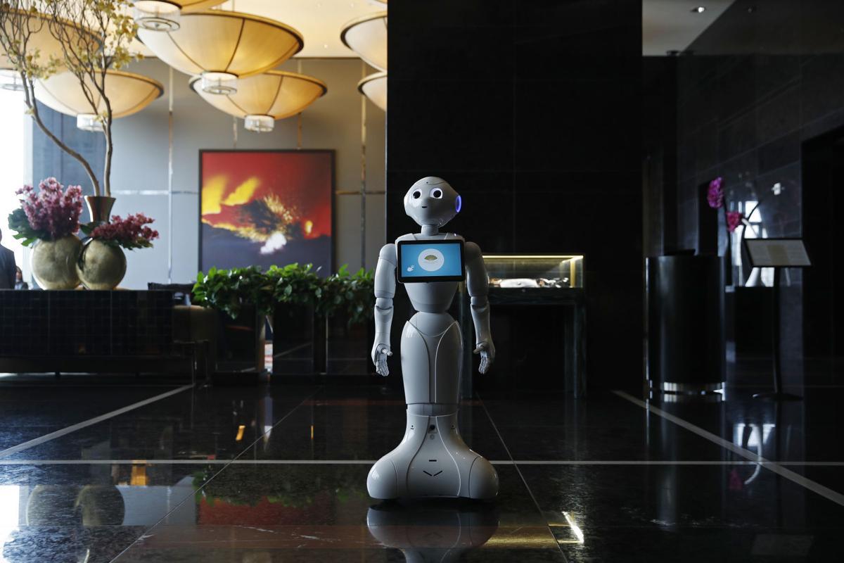 Gadget Show-Vegas Hotel Technology