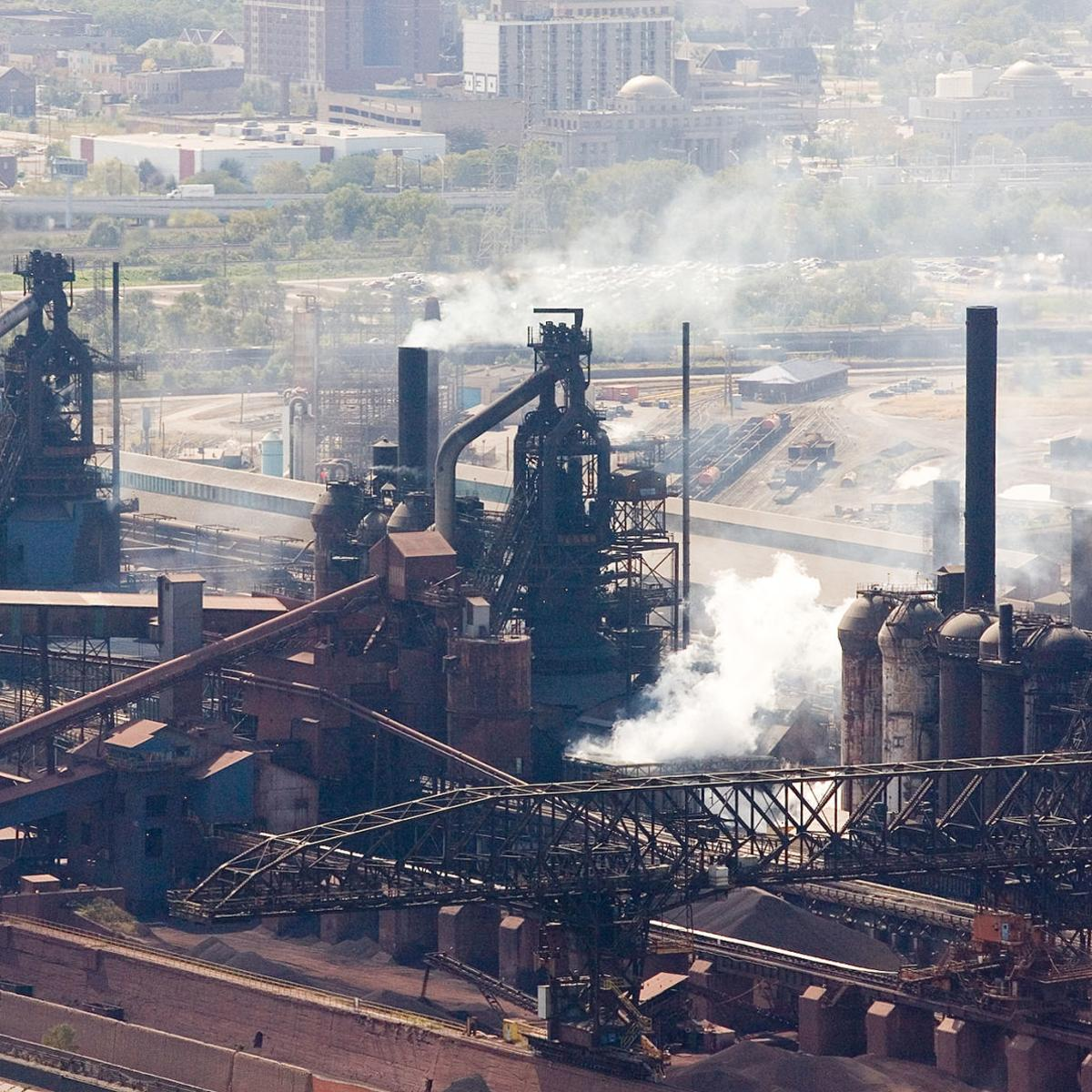 U S  Steel to idle blast furnace at Gary Works   Northwest