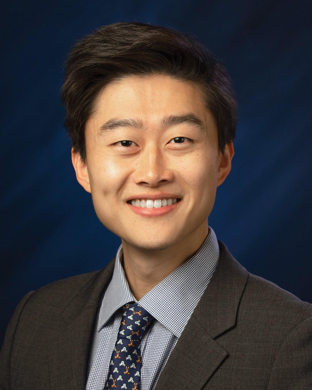 State Rep. Chris Chyung, D-Dyer