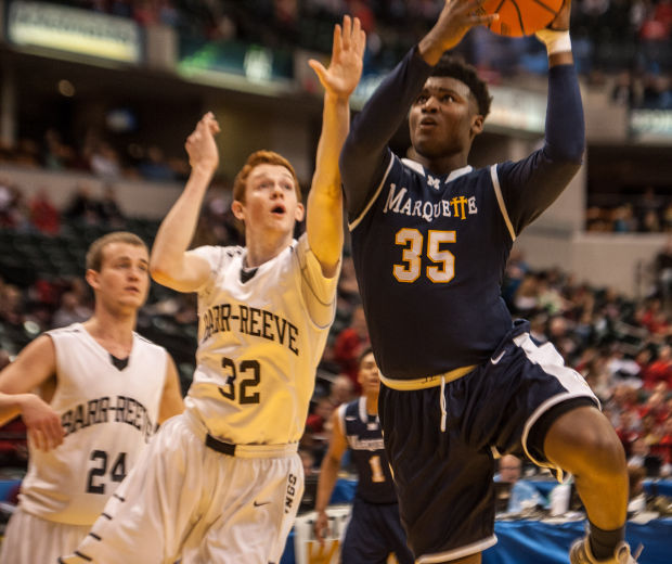 Marquette Catholic's Ty'Shaun Smallwood (PREVIEW)