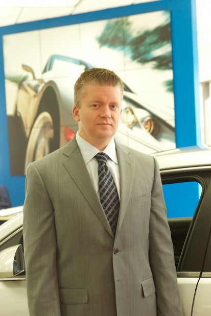 Mike Anderson Chevrolet Of Merrillville Awarded GM Dealer Of The Year