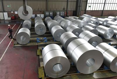 Steel imports have fallen 11 percent this year