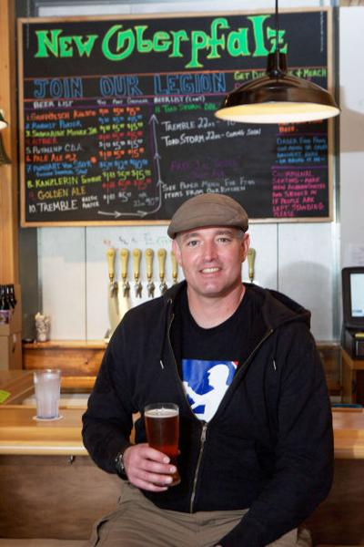 Griffith craft brewery opens patio