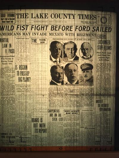 Henry Ford's peace mission