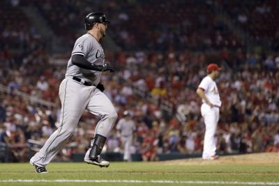 Flowers Home Run Gives White Sox Win Chicago White Sox Nwitimes
